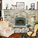 East Asheville Fireplace - Parade of Homes