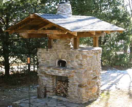 East Asheville Connoisseur Pizza Oven